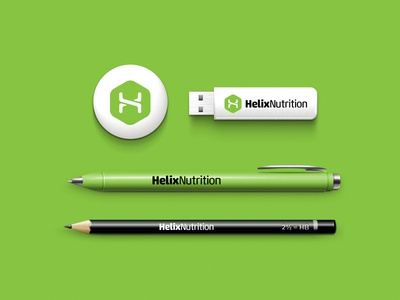 Helix Nutrition Promos helix dna nutrition helix nutrition green promos pen pencil usb pin