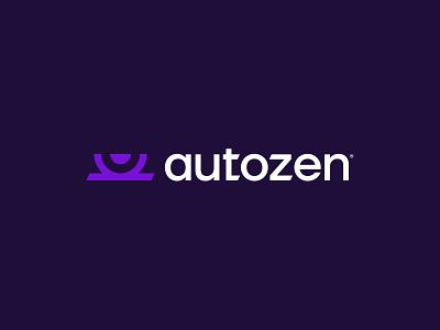 Autozen Visual Identity logotype logomark logo design keychains brand studio brand branding agency identity design visual design visual identity brand identity brand design branding