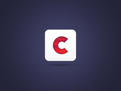 App Icon focus lab app icon branding logo design smooth progression social engagement evolve expansion c integration