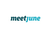 Meet June Logotype