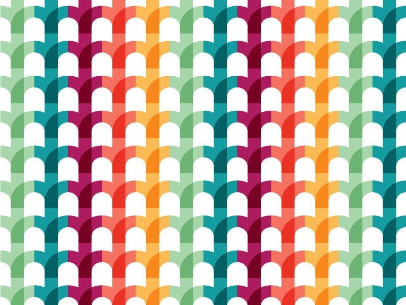 Y Pattern focus lab pattern y colorful branding brand element path