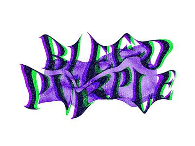 Bleed Purple experiment weird liquify data bleed purple twitch purple