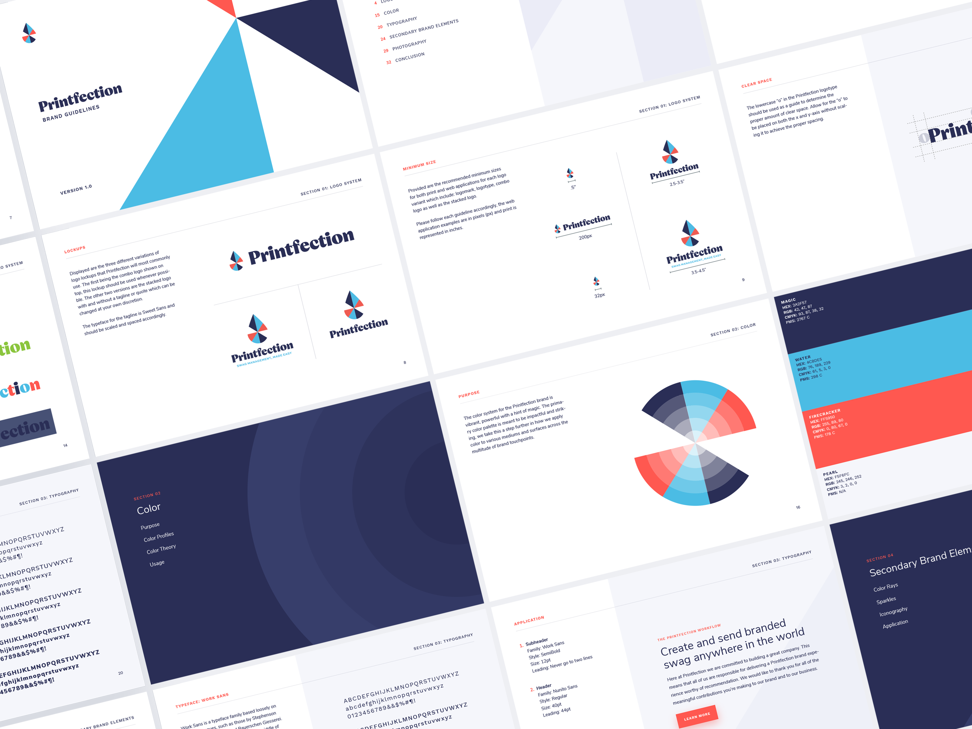 Printfection Brand Guidelines