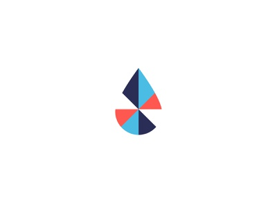 Printfection rays color light magic print ink brand refresh brand identity rebrand branding logomark logo design logo
