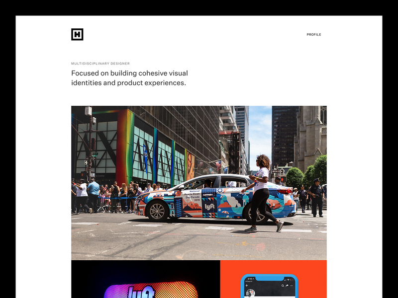 ✨Portfolio Update✨ product visual  identity semplice h simple brand design art direction product design update portfolio branding