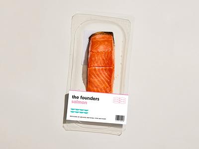 The Founders – 01 branding agency logo design logo visual identity dynamic fish freelance brand packaging labels restaurant branding freelance studio identity design brand design restaurant brand identity branding