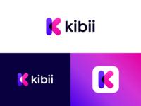Kibii Logo Design