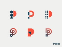 Letter P Logo Exploration