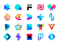 Logo Collection 1 on Behance