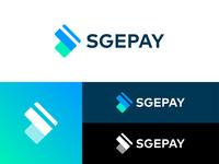 SGEPAY Logo Design