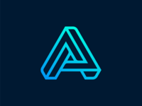 Letter A + Impossible Object