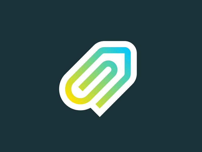 'My lil office' Logo Design