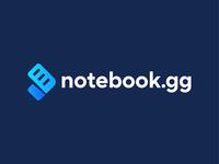 Notebook.gg | Logo Design Concept