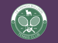 LeFrenchBulldog Tennis Club