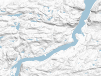 Hudson Valley Topography