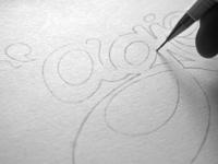 #step 1: calligraphie «magie»
