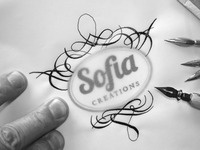 #step 2: Sofia Creations {in progress}
