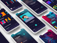 Groovvy music Player