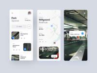 Parking Space app