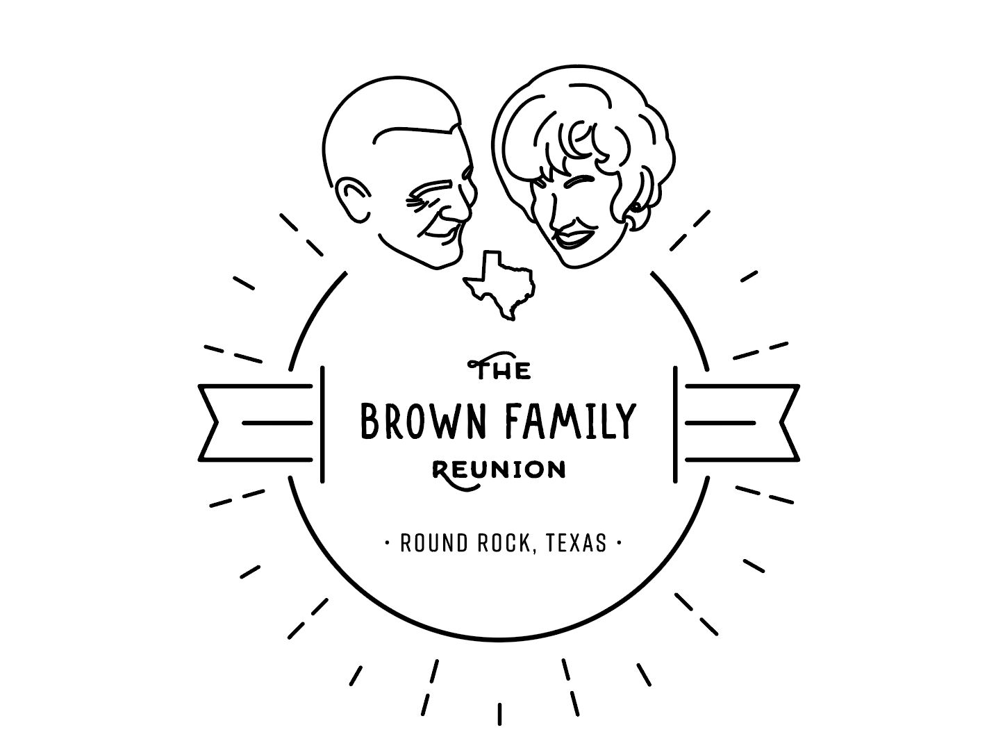 The Brown Family Reunion 2019 By Megan E Brown Dribbble Dribbble