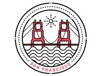 City Badge: San Francisco