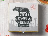 Romolo e Remo - Logo design & Brand identity