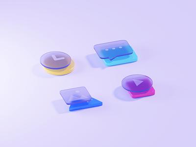 icons icon 3d