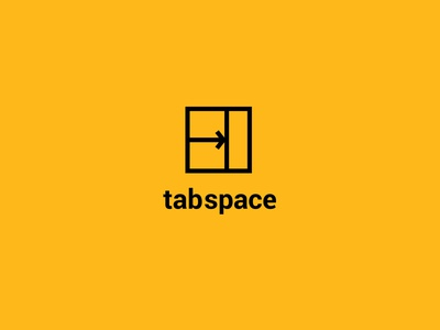 Thirty Day Logo Challenge - Day 19 brand design logos tabspace logo tabspace branding design branding and identity brand identity logo design logocore design branding logodesign logochallenge logo
