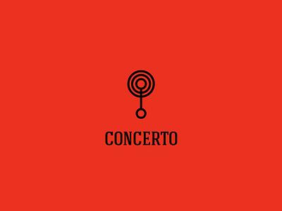 Thirty Day Logo Challenge - Day 25 brand design concerto logo concerto music logo branding and identity branding design brand identity logo design logocore design branding logodesign logochallenge logo