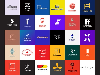 Thirty Day Logo Challenge - Day 30 finally logos completed logotype final branding and identity branding design brand identity logo design logocore design branding logodesign logochallenge logo