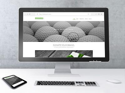 DST Rewards Marketing Website Design & Development ui ux design marketing responsive web