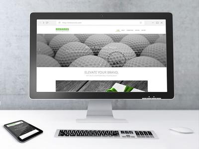DST Rewards Marketing Website Design & Development
