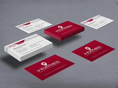RSW Business Cards print design identity business cards branding logo