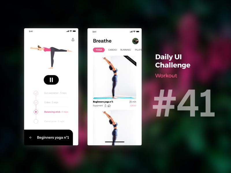 Daily UI Challenge #041