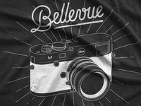 Leica T-Shirt Illustration