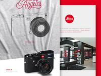 Leica T-shirts