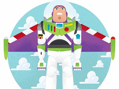Buzz Lightyear illustration toystory disney pixar lightyear buzz