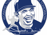 Concept for Mariano Rivera's foundation.