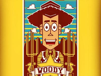 Woody Illustration disney art disney pixar art pixar toy story 4 toy story 3 toy story 2 woody toy story