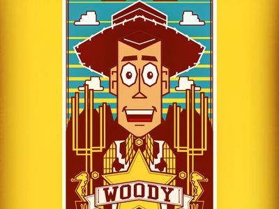 Woody Illustration