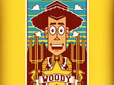 Woody Illustration