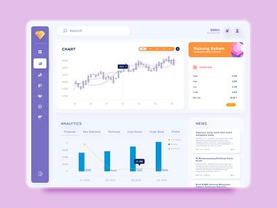 Investment App Concept