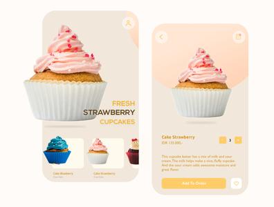 Cake App - Concept