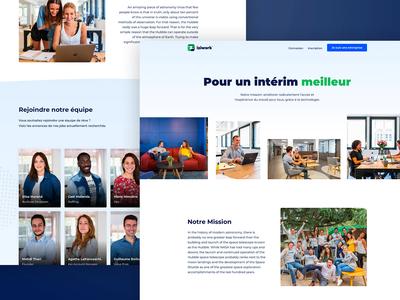 iziwork Website About