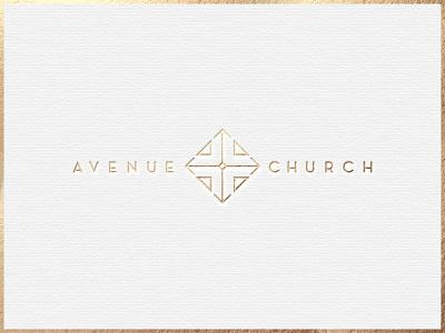 Avenue Church Rebrand rebrand art direction design