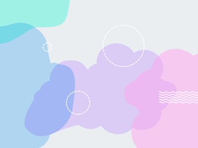 SVG blobs