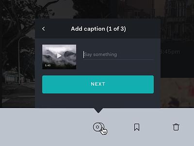 Add a caption webapp fakt popover caption