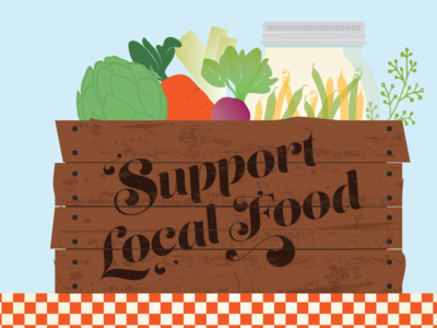 Support Local Food