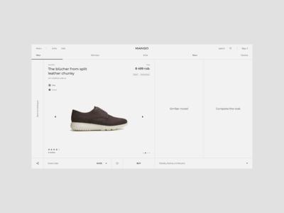 Mango Store Online — update
