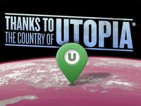 First Shot, thanks Utopia